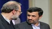 لاریجانی احمدی نژاد (مجلس)