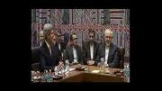 وزیران امورخارجه ایران و آمریکا سر میز مذاکره