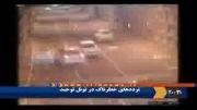 تصادفات تونل توحید-تهران