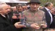 رقصیدن بابک زنجانی در تاجیکستان !!