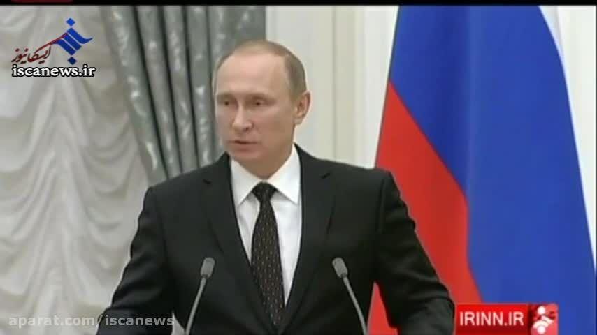 صدور فرمان تحریم های اقتصادی علیه ترکیه توسط پوتین