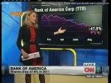 سقوط آزاد سهام بزرگترین بانک آمریکا