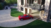 ویلای 4 میلیون دلاری برای ماشین بازها !