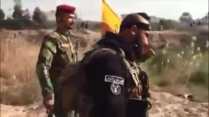 داعش.(ابو عزرائیل به دنبال داعش)