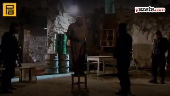 مرگ شاه ماران در سریال وادی گرگها