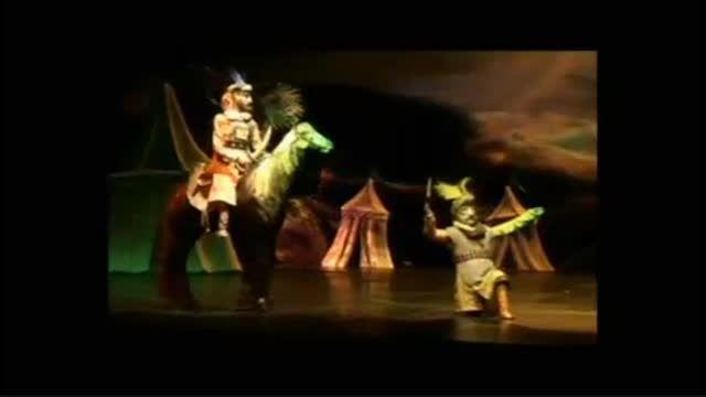 فیلم اپرای عروسکی عاشورا