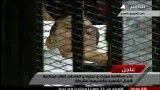اولین دفاعیات حسنی مبارک در دادگاه