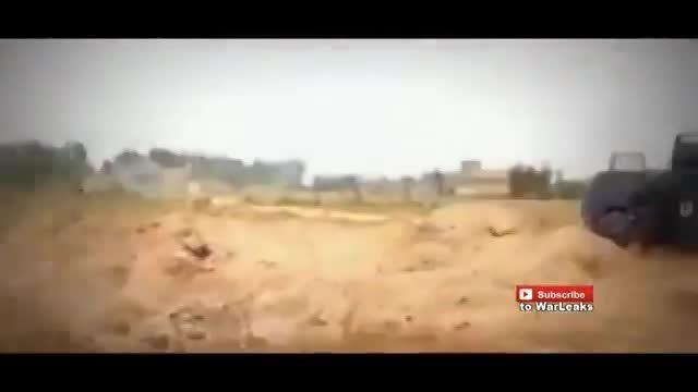 پیشروی نیروهای ویژه ارتش عراق به مرکز شهر تکریت