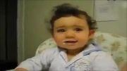 بچه ایرانی و مرد ایرانی(میترکی از خنده)