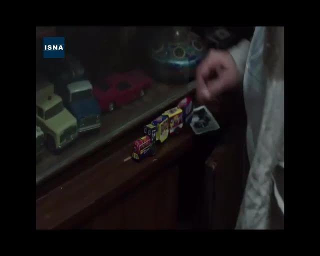 رونمایی از آنونس فیلمی با بازی پرستویی