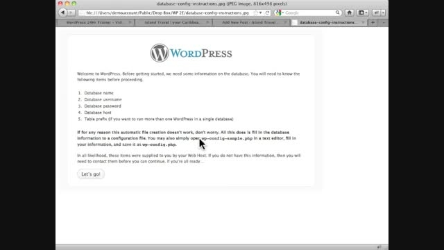 وردپرس- چگونه فایل wp-config را در فایل PHP ویرایش کنیم