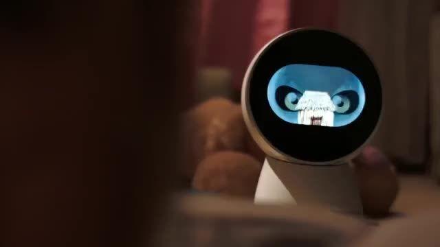 جیبو اولین ربات اجتماعی برای خانواده