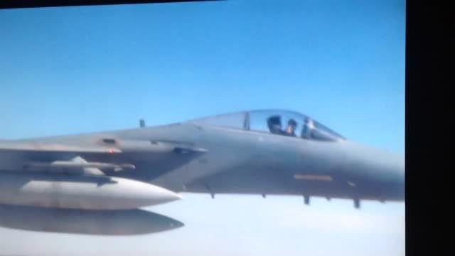 تهدید جنكنده عربستان به هوابیمای مسافربری ایران