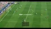 فوتبال اسپانیا - آلمان نیمه دوم