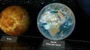 فیلم/بزرگ، بزرگ و بزرگتر...آیا ما در مرکز دنیا هستیم؟