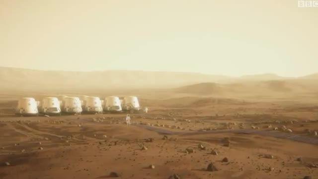 صد انسان عازم سفر بی بازگشت به مریخ