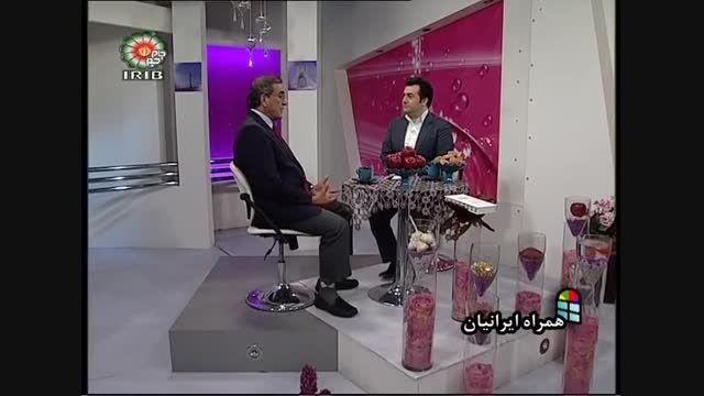 گفت وگوی نوروزی «محمود معظمی» با شبکۀ جام جم (بخش ۲ از ۳)