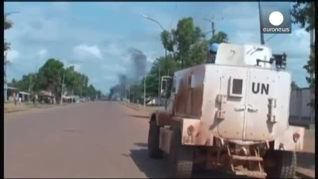 سربازان صلح سازمان ملل متهم به تجاوز جنسی در آفریقا