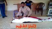 کلیپی زیبا از فرمانده سابق گردان ذوالفقار شهید ابوهاجر