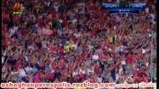 برد پرسپولیس مقابل تراکتور سازی با تک گل سید صالحی