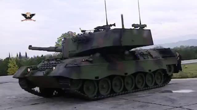 تانک Leopard 1T ترکیه