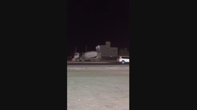درگیری مسلحانه در شمال ریاض (آل سعود) قسمت اول