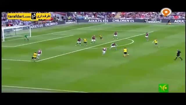 فوتبال 120- گزارشی ویژه از فینال جام حذفی انگلیس