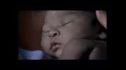 حیات دوباره کودک در آغوش مادر