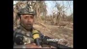 پاکسازی برخی مناطق عراق از داعش