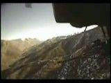 حمله آپاچی به نیروهای طالبان