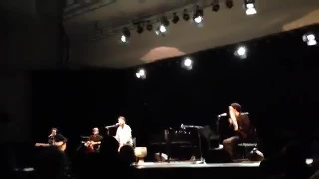 سامی یوسف-اجرای ترانه آتش در کنسرت هلسینکی فنلاند 2015
