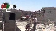نوعی سلاح خنده دار علیه نیروهای بشار اسد