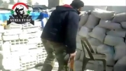 نبرد ارتش سوریه با تروریست ها حمایت آتش سنگین توپخانه ارتش