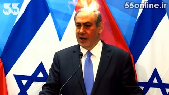 لحظه انفجار نتانیاهو پس از توافق هسته ای ایران