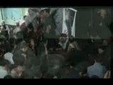 مراسم تشییع شهید موسوی