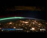 تصویر ماهواره ای زمین
