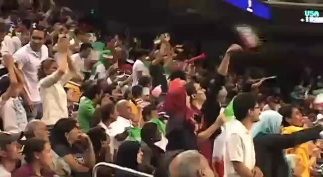گزارش ایران - آمریکا و جمعیت بی نظر ایرانیان