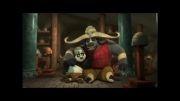 انیمیشن سینمایی پاندا کونگ فو کار | پارت 5 | زبان اصلی
