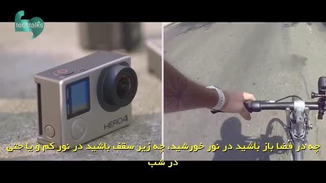 بهترین دوربین های اکشن کمرا ۲۰۱۵