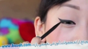 طریقه کشیدن خط چشم - 9 خط چشم مختلف