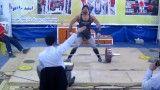 لیفت باورنکردنی 332.5کیلو قهرمان آسیا علیرضا جهانشاهی (مسابقات قهرمانی کشور اهواز)