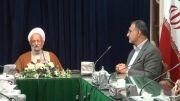 کلیپ دیدار دکتر علیرضا زاکانی با آیت الله مصباح یزدی