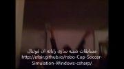 مسابقه شبیه سازی رایانه ای فوتبال