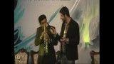 محمدرضا ذریه - مردی که با بینی فلوت می زند