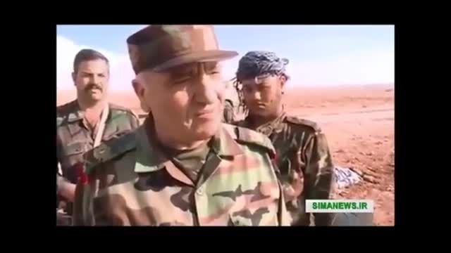پهپاد ایرانی در سوریه
