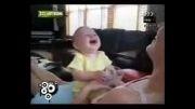 خنداندن کودک