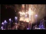 گوشه هایی از مراسم آتش بازی افتتاحیه المپیک ۲۰۱۲ /فیلم
