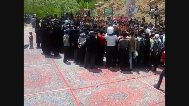 مسابقه محله در شهر چرمهین ( ویدئو شماره دو )