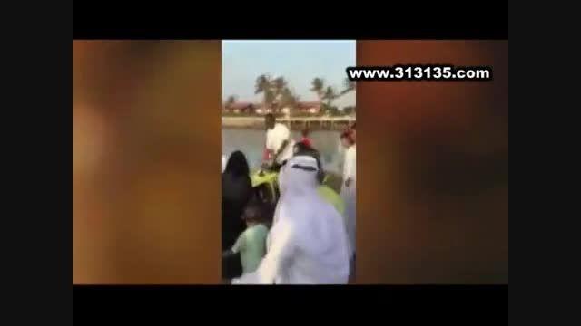 مزاحمت جوانان وهابی برای دختران عربستانی