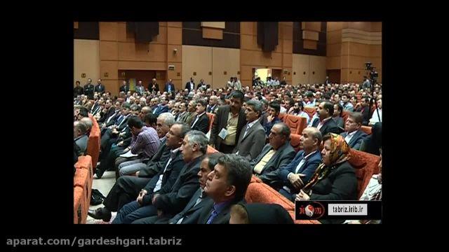 انتخاب شهر تبریز به عنوان شهر جهانی بافت فرش